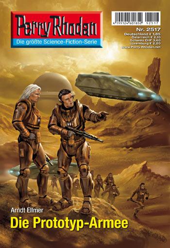 Episódio 2517: Atlan comanda um pelotão de combate no planeta Multika, em Andrômeda (Swen Papenbrock)