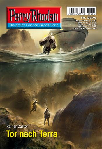 Episódio 2576: Atlan aproximando-se de sua antiga cúpula submarina no Oceano Atlântico (Swen Papenbrock)