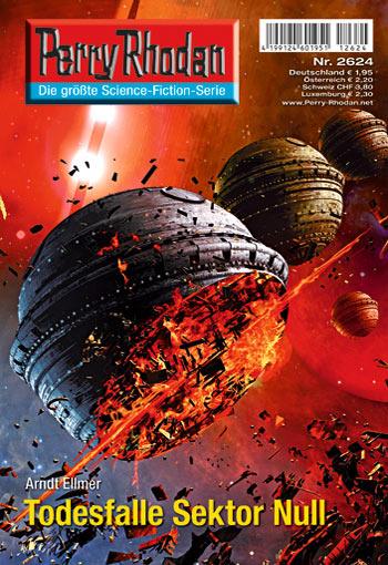 Episódio 2624: uma imagem impressionante de uma batalha espacial (Dirk Schulz)