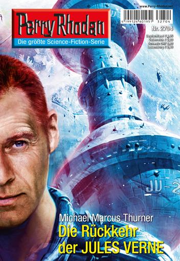 Episódio 2704: Reginald Bell e a nave Jùlio Verne, que possui tecnologia cosmocrata (Arndt Drechsler)