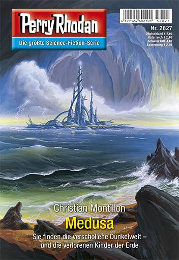 """Episódio 2827: """"Medusa"""" (capa de Alfred Kelsner)"""