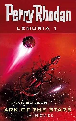 """Capa de """"A Arca Estelar"""", o primeiro volume da minissérie """"Lemúria"""""""